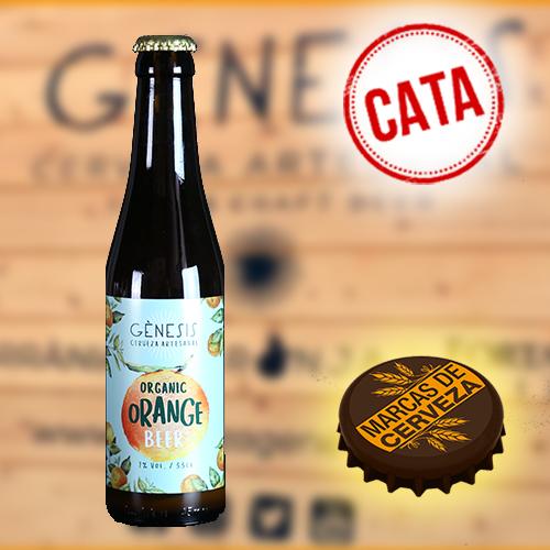 Genesis Organic Orange Beer
