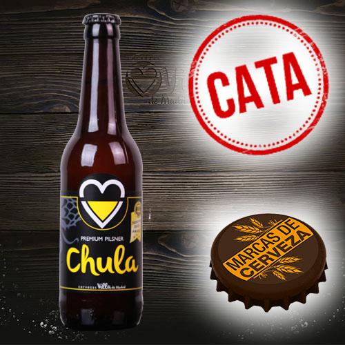chula Premium Pilsner