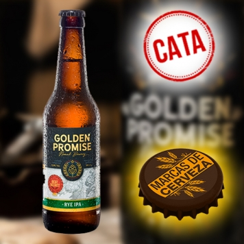 Golden Promise Best Secret Rye IPA